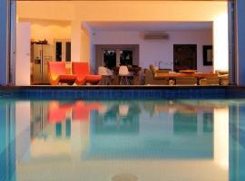 Cala Vadella Villa Sleeps 8 Pool Air Con WiFi