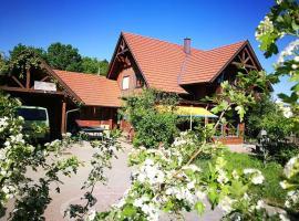 Wohlfühl Holzhaus im Mühlviertel nahe Linz