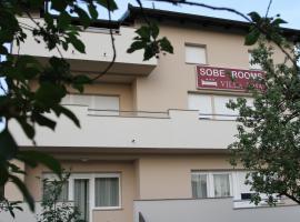 Bed & Breakfast Villa Aria, Sesvete (рядом с городом Dugo Selo)