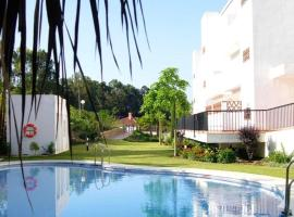 apartment with 3 bedrooms in benalmádena, with wonderful sea view, pool acces...