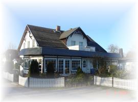 Frühstückspension Haus Strandeck