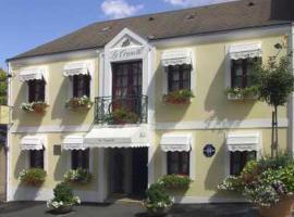 Hôtel De La Cognette - Les Collectionneurs, Исудён (рядом с городом Meunet-Planches)
