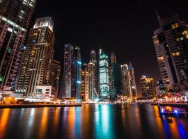 2 BR + Maid Apartment in Dubai Marina, Close to Sheraton