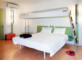Hotel Inn Design Resto Novo Issoudun (Ex: Ibis Budget), Исудён (рядом с городом Meunet-Planches)