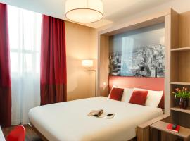 Aparthotel Adagio Liverpool City Centre, 리버풀