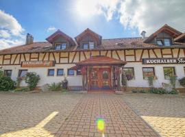 Hotel Kuchalber Hof, Donzdorf (Steinenkirch yakınında)