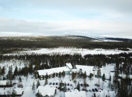 Hotel Ylläsrinne, Ylläsjärvi