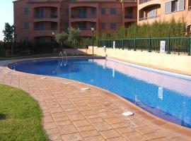 Beach apartment in Marina Sant Jordi, l´Ametlla de Mar