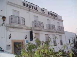 Hostal El Mirador, Vejer de la Frontera