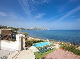 Casteldaccia Villa Sleeps 10 Pool Air Con WiFi