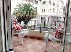 Apartamento centrico en Lekeitio, playa y puerto