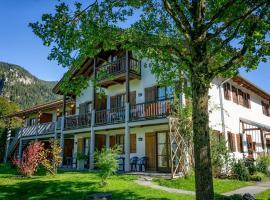 """Appartementhaus """"die Kuh am See"""" (vormals Haus St. Leonhard)"""