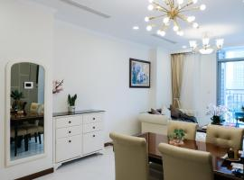 Vinhomes luxury serviced apartment
