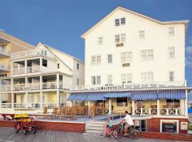 Majestic Hotel & Apartments, Ocean City