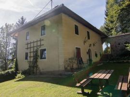 Ferienwohnungen Wasserleonburg Forsthaus