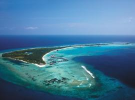 Shangri-La's Villingili Resort and Spa, Maldives, Мараду-Фейду