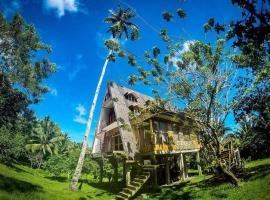 Camiguin Volcano Houses - A-Frame house