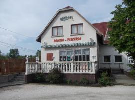 Marcel Panzió, Mogyoród (рядом с городом Fót)