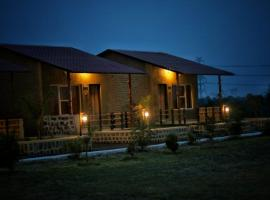 kp woods farm and resort karhandla