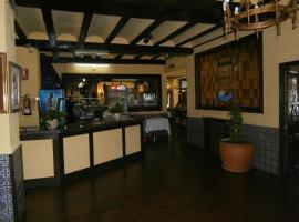 Hotel El Zorzal, Dosbarrios