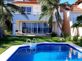 Villa Susana - Beach Front House