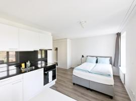 TouchBed City Apartments St.Gallen