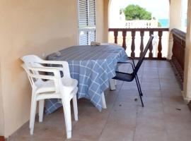 apartment with 2 bedrooms in dénia, with wonderful sea view and furnished ter...