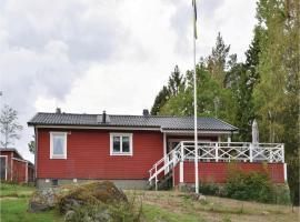 Two-Bedroom Holiday Home in Vikbolandet, Mönnerum