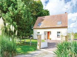 Four-Bedroom Holiday Home in Saigneville