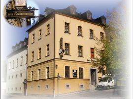 Zum Kerkermeister Restaurant & Pension, Auerbach (Fichtzig yakınında)
