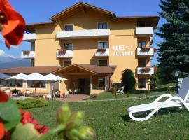 Hotel & Appartamenti Al Larice, Ronzone (Sarnonico yakınında)