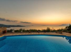 Villa Bamour With Paradise View