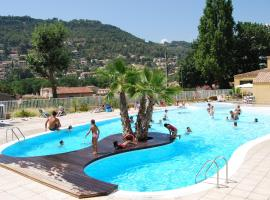 Grand Bleu Vacances – Résidence Le Galoubet, Солье-Тука