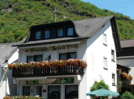 Pension / Ferienwohnungen Scheid, Kestert (Hirzenach yakınında)