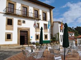 Hotel Palacio de los Vallados, Ластрес
