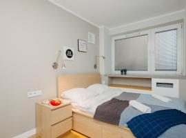 Easy Living Comfortable City Center Zgoda Apartment