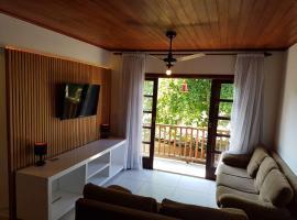 Apartamento Praia do Lazaro