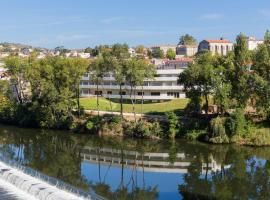 Best Western Plus Hotel Divona Cahors, Cahors
