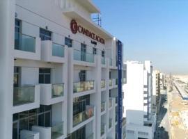 Candace Acacia - Dubai Airport - Dubai World Central - Al Maktoum Airport