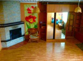 Guest House on Usadebnyy Pereulok 7