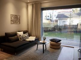 Arctic City apartment 2