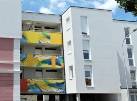 204 Messe Appartement Paris