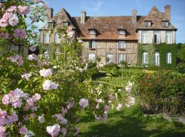 Manoir du Lieu Rocher, Vieux-Pont-En-Auge
