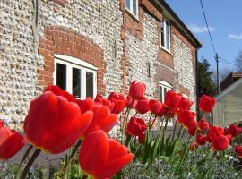 Flint House, Weasenham (рядом с городом Great Massingham)