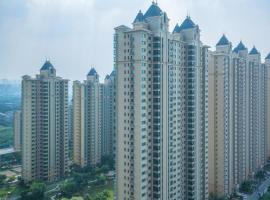 Jinan Licheng·Gaoxin Wanda Plaza· Locals Apartment 00126020