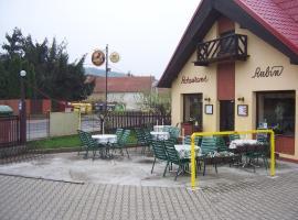 Pension Rubín, Psáry (Zlatníky yakınında)