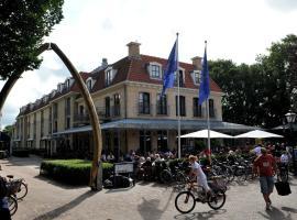 Hotel Graaf Bernstorff, Schiermonnikoog