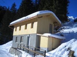 Chalet Alpenruh, Mürren (Stechelberg yakınında)