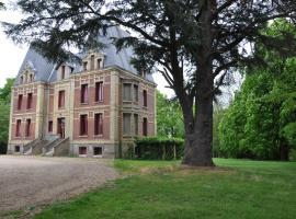 Château De La Croix Bizet, Moulineaux
