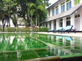 蘇梅島家庭公寓酒店